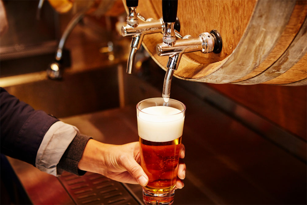 Beer Taps and Faucets